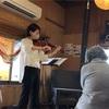 2020.12.21.【ヴァイオリン独演会】くにちゃんカフェのクリスマス