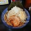 青森煮干し中華そば JINでラーメン「ニボガッツ」を食べました。醤油ガッツな味でした・・・