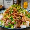 【レシピ】カリカリ豚こまのさっぱりめんつゆおろしポン酢