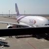 【搭乗記】タイ国際航空ビジネスクラスA380!! 名古屋-バンコク TG645
