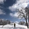 兵庫県最高峰の氷ノ山で雪山登山