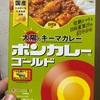 大塚食品 ボンカレーゴールド 太陽のキーマカレー 実食レビュー