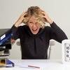 体調が不安定な人は仕事での信頼感を失う