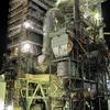 津久見工場夜景(1):太平洋セメント,CGを超えた現実世界。