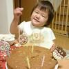 【三女】フォンタン手術待機中/とっても元気に2歳のお誕生日を迎えることができました。