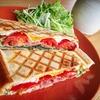朝食やブランチに食べたい!BLTEホットサンドレシピ