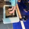 子どもの靴のサイズ、余裕ありすぎはNG。足の指先が地面に着かなくなっちゃうよ!