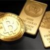BTCビットコインはETF承認を経てゴールド(金価格)と同じチャートを歩むのか?
