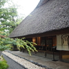 【京都】指定文化財の古民家カフェ、「パンとエスプレッソと嵐山庭園『エスプレッソと』」で雨宿り