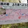 和宏さんの花巡礼「仁淀の桜」 上久喜の花桃