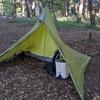 おやじ2人キャンプ@豊里ゆかりの森
