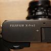 X-Pro3 新しい相棒。