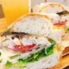 【神奈川・横浜】鯖サンドに大注目!肉厚な鯖とオニオン、レモンの組み合わせは最強!CAFE flatty