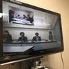 連休明けは、国際交流センター運営委員会から始まる。