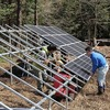太陽光発電が田舎暮らしのベーシックインカムになる?