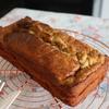 せとちよ家の夫のためのしっとりバナナパウンドケーキ(バナナブレッド)