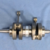 RZ250/350用クランクシャフト完成
