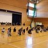 5年生:分散授業参観④ 1組 全員ダンス
