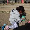 【1歳児】保育園生活45週目。今度はお散歩の際の誘導ロープを拒否!