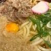 【JR新大阪駅】浪花そば:浪花スペシャル(うどん)は美味い
