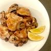 おつまみにもぴったり!簡単「鶏むね肉とマッシュルームのにんにく&タイム炒め」作り方・レシピ。