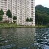 2018.9.11  榛名湖わかさぎ釣り  マンション前