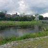 京都送り火 大文字 鴨川デルタで場所取り攻略法 2017