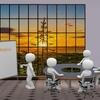 会議に参加するとき、参加の仕方次第で成長するかしないかが変わる