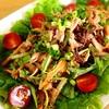 なまり節のソムタム風サラダ