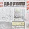 台湾 水害で野菜が高騰