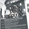 10/21(木)Jan LETZEL(J.レツェル)広島原爆ドームの建築家の日ーナーホド(Nachod)市 Den Jana Letzela[UA-125732310-1]