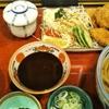 南区の大雅の魚フライ定食1320円