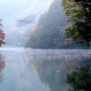 朝靄とネクタイ