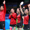 【リオ五輪】卓球女子・「銅」2大会連続メダル獲得!かっこいい卓球台は日本製!