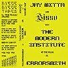 【311】Jay Mitta & Sisso meet The Modern Institute and Errorsmith「At The Villa」