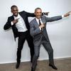 オバマ大統領のユーモアの8年