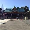 日枝神社(東京都港区赤坂)