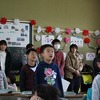 授業公開 1・6年生の交流 PTA総会