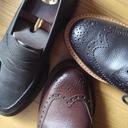 靴のほそ道~革靴手入れシューケア        靴磨きShoes&Boots&Shoecare