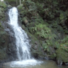 岐阜県恵那市にある串原七つの滝(お軽の滝と幸呼の滝)