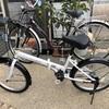 新しい自転車と秋の乱のグリーンホールのこと。