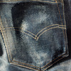 Levi's 501CT (CONE DENIM) 1年経過