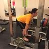 脚腰と背中は下から物を持ち上げるようにできている!~デッドリフトで鍛える~