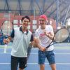 【ユーザーボイス】世界で活躍するフローラン・ダバディ氏のスマートテニスセンサーで気付いた「理論」と「感覚」とは!?