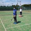 またまた有名選手がジュニアクラブに指導に来て頂けました♪~ヨネックス黒木瑠璃華選手&井田真季選手~