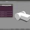ROS Kinetic + Gazebo 7.0で簡単なロボットシミュレーション