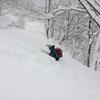 登山学校実践編 「雪山ギアの使い方と歩行技術 谷川岳」 改め 「極寒の中のラッセル体験」
