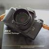 """小物特集。第6回「フィルムAF一眼レフカメラ """"PENTAX MZ-3 Limited Black""""」"""