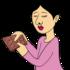 バレンタインデーにチョコを手渡す女の子 の無料イラスト