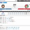 2019-06-11 カープ第61戦(札幌ドーム)●4対5日本ハム(35勝25敗1分)背信のノムスケ。